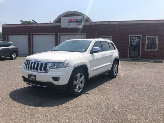 Used Jeep Grand Cherokee Overland Summit For Sale With Photos Cargurus