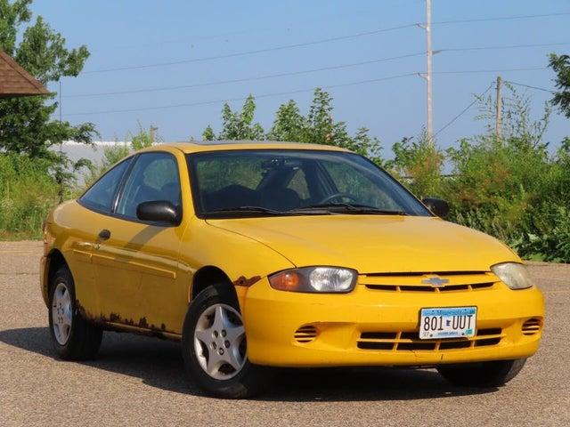 2003 Chevrolet Cavalier Coupe FWD