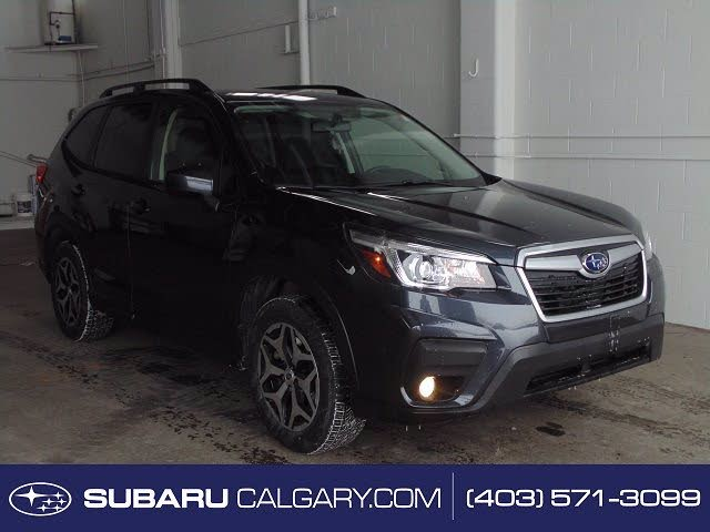 2019 Subaru Forester 2.5i Convenience AWD