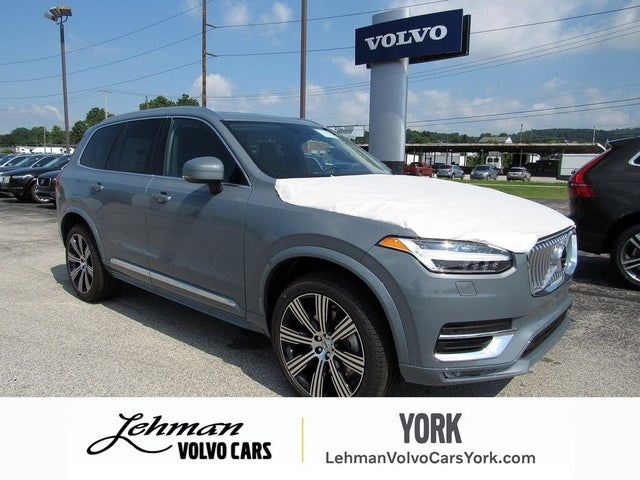 2020 Volvo XC90 T6 Inscription 6-Passenger AWD