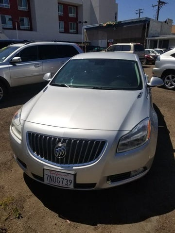 2013 Buick Regal Premium I Sedan FWD
