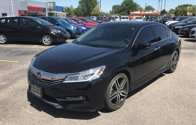 2017 Honda Accord V6 Touring FWD