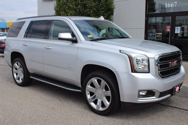 Used 2016 Gmc Yukon Slt 4wd For Sale With Photos Cargurus