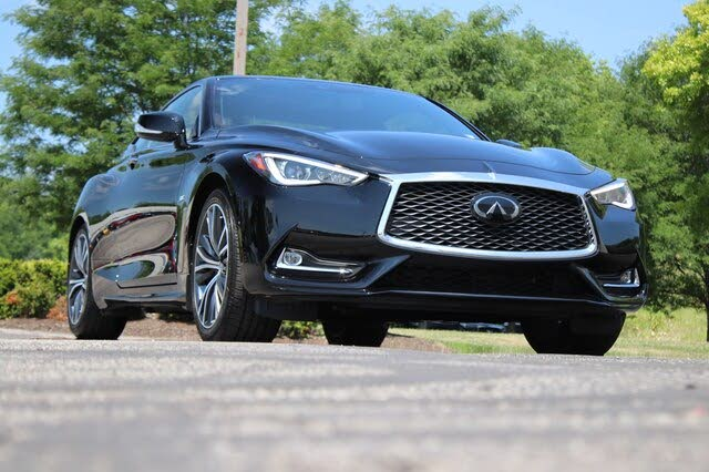 2019 INFINITI Q60 3.0t Luxe Coupe AWD for Sale in ...