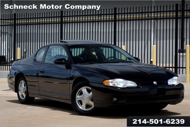 used chevrolet monte carlo for sale in corsicana tx cargurus cargurus