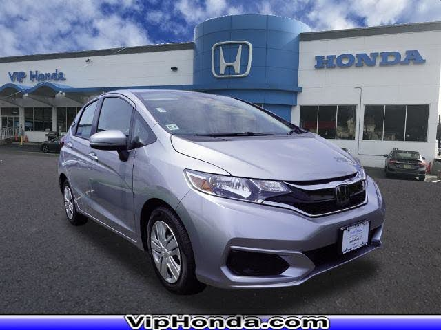 2018 Honda Fit LX with Honda Sensing