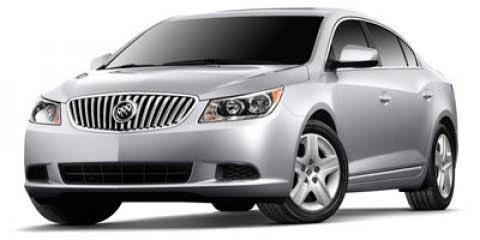 2010 Buick LaCrosse CX FWD