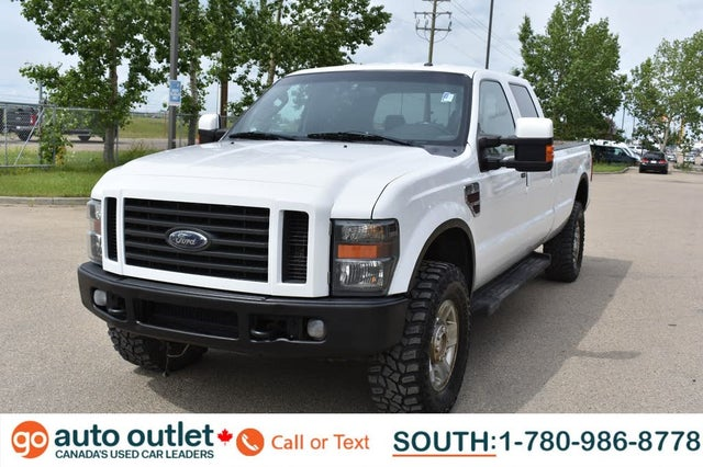 2009 Ford F-350 Super Duty FX4 Crew Cab 4WD