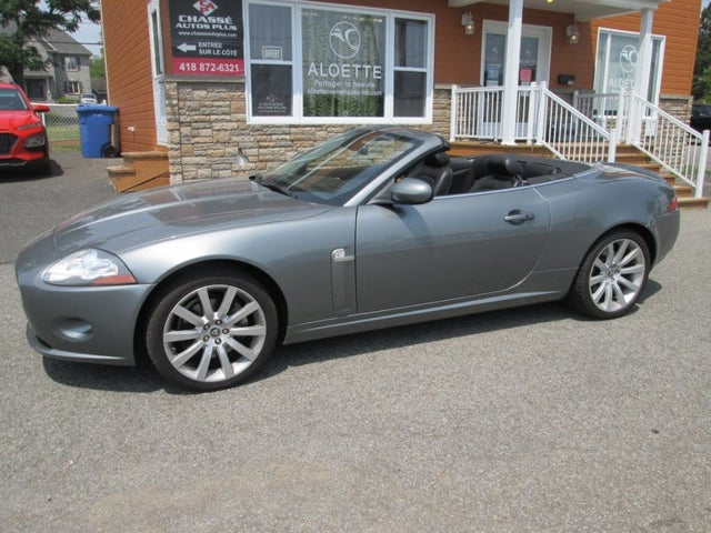 2007 Jaguar XK-Series XK Convertible RWD