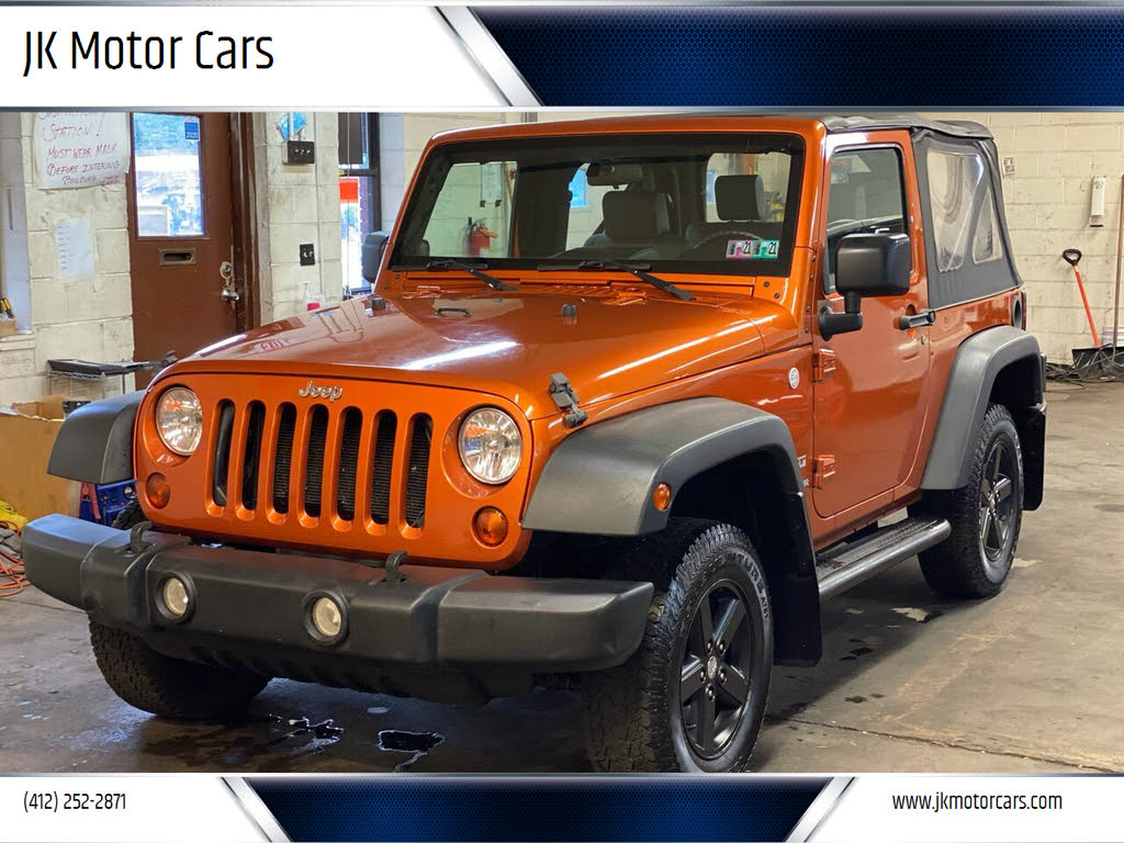 Used Jeep Wrangler For Sale In Youngstown Oh Cargurus