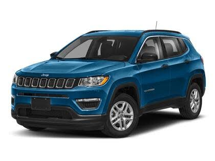 2020 Jeep Compass Sport 4WD
