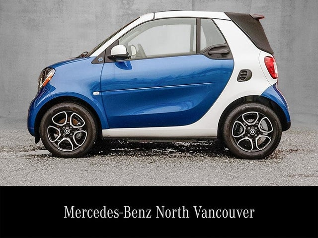 2019 smart fortwo electric drive