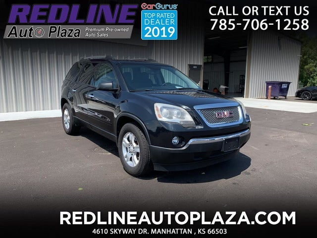 Used Gmc Acadia For Sale In Topeka Ks Cargurus