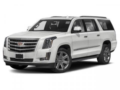 2018 Cadillac Escalade ESV Luxury 4WD