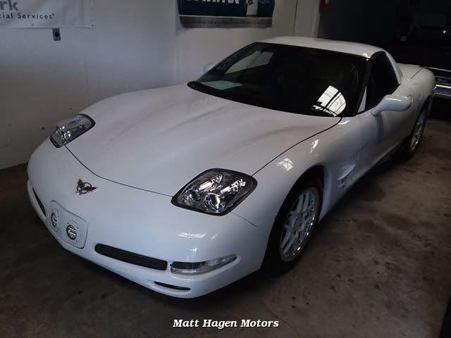 1997 Chevrolet Corvette Coupe RWD