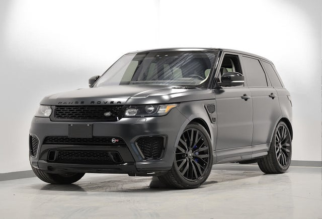 2017 Land Rover Range Rover Sport V8 SVR 4WD
