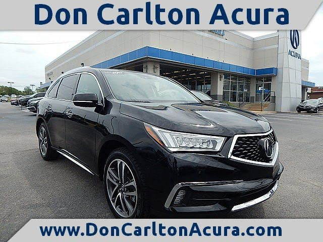 2017 Acura MDX FWD with Advance and Entertainment Package
