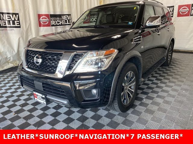 Used Nissan Armada For Sale In New York Ny Cargurus