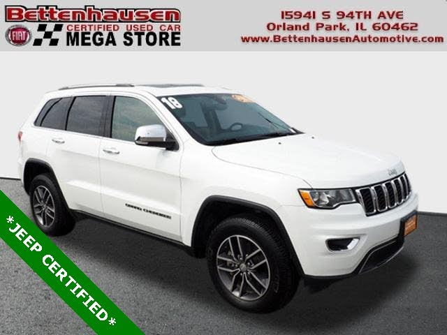 Used Jeep Grand Cherokee For Sale In Bloomington Il Cargurus
