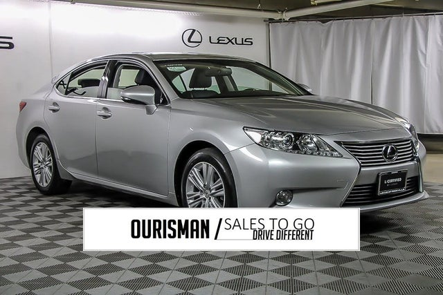 2015 Lexus ES 350 Crafted Line FWD