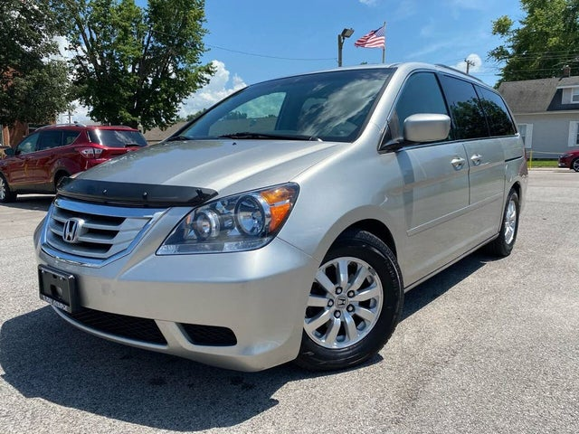 2009 Honda Odyssey EX-L FWD with DVD and Navigation