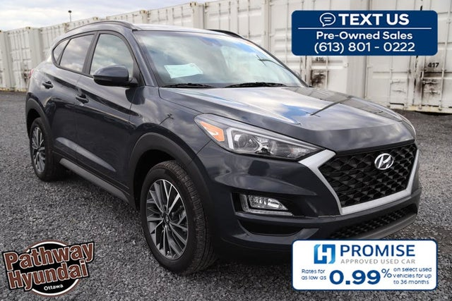 2020 Hyundai Tucson Preferred AWD with Trend Package