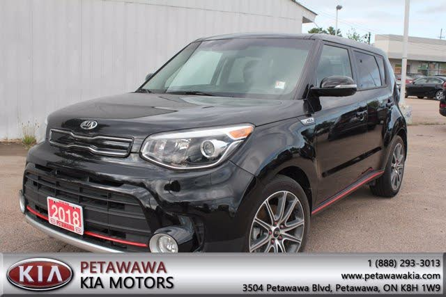 2018 Kia Soul SX Turbo