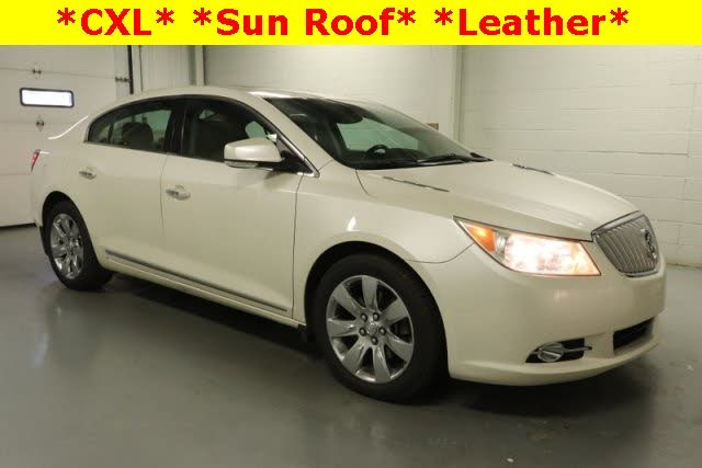 2010 Buick LaCrosse For Sale In Convoy, OH