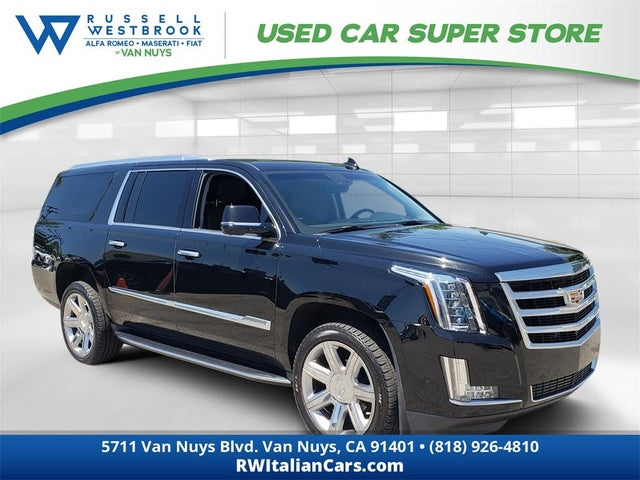 2019 Cadillac Escalade ESV Luxury RWD