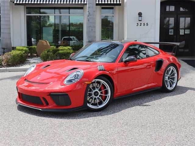Used 2019 Porsche 911 Gt3 Rs Coupe Rwd For Sale With Photos Cargurus