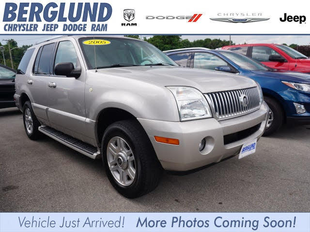2005 Mercury Mountaineer Premier AWD