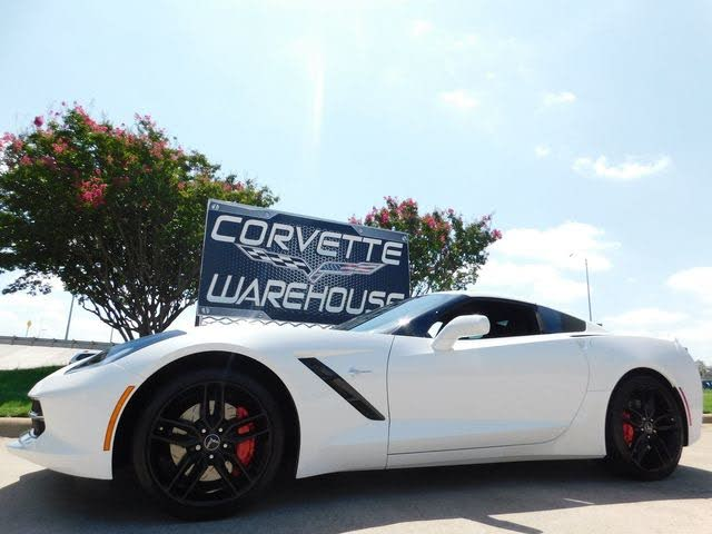 2014 Chevrolet Corvette Stingray Z51 2LT Coupe RWD