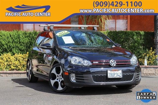 2012 Volkswagen GTI 2.0T 4-Door FWD