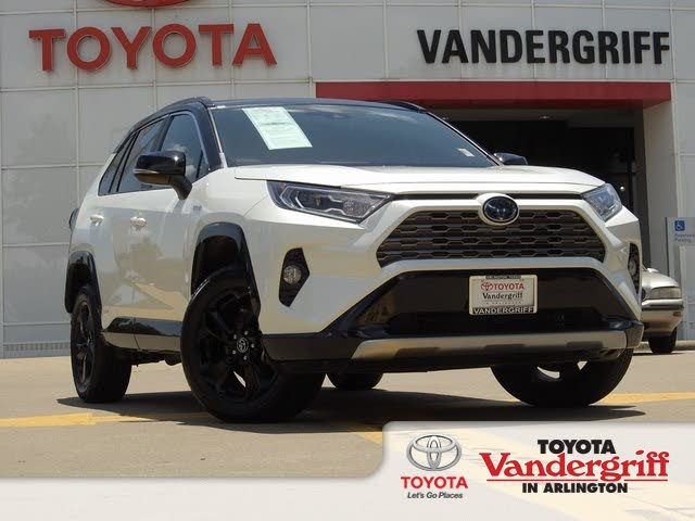 2020 Toyota RAV4 Hybrid XSE AWD