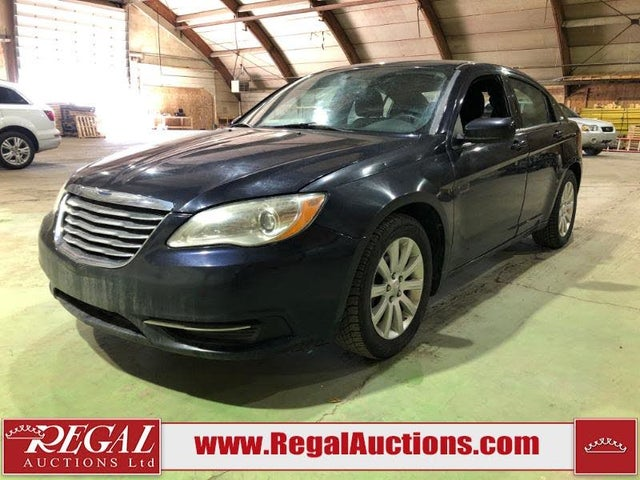 2012 Chrysler 200 LX Sedan FWD