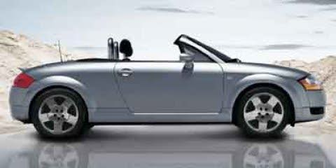 Used 2002 Audi TT 1.8T quattro Roadster AWD for Sale (with ...