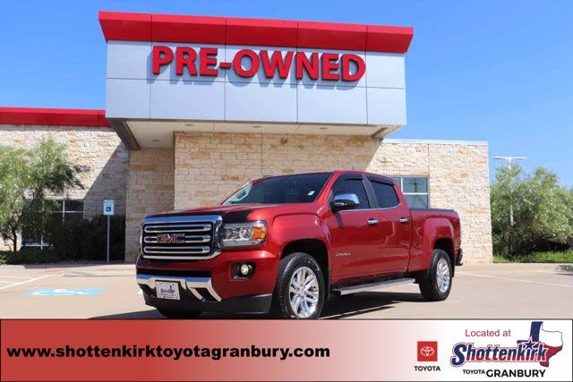 Used Gmc Canyon For Sale In Fort Worth Tx Cargurus