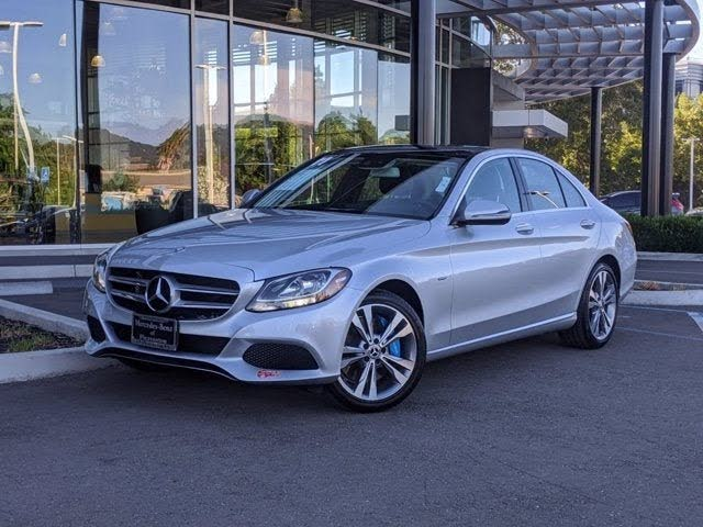 Used 2017 Mercedes-Benz C-Class C 350e for Sale (with ...