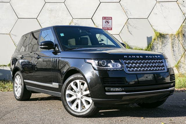 2015 Land Rover Range Rover V6 HSE 4WD