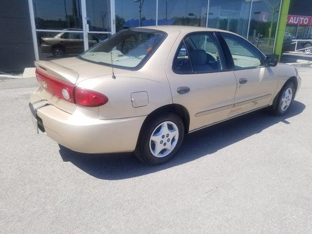 2004 Chevrolet Cavalier VL Sedan FWD