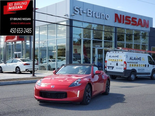 2019 Nissan 370Z Roadster Touring Sport RWD