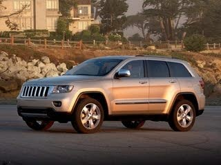 2012 Jeep Grand Cherokee Laredo 4WD