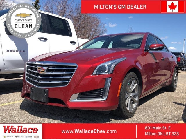 2019 Cadillac CTS 2.0T Luxury AWD