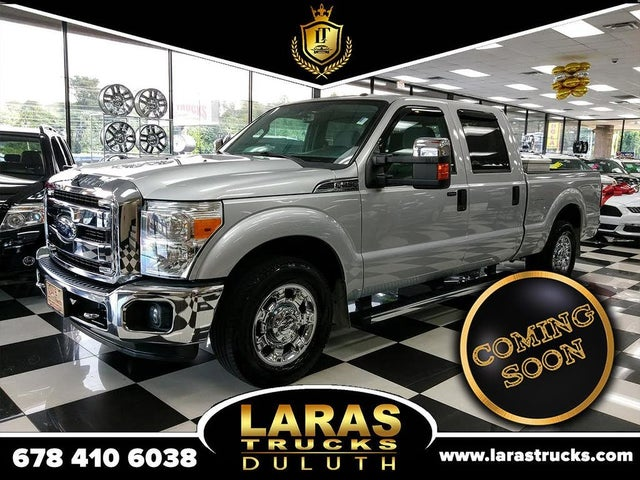 2013 Ford F-250 Super Duty Platinum Crew Cab 4WD