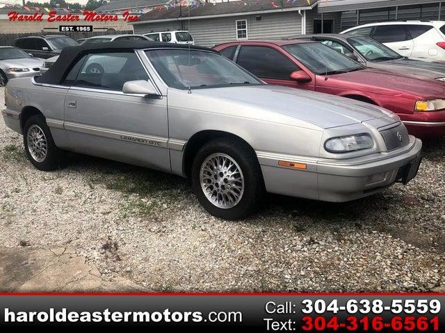 1995 Chrysler Le Baron GTC Convertible