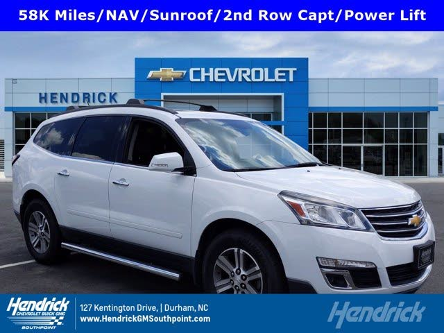 Used Chevrolet Traverse For Sale In Greensboro Nc Cargurus