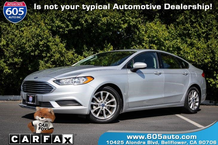 50 Best Used Ford Fusion For Sale Savings From 3 319