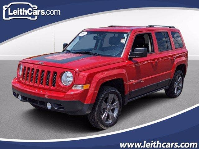 Used Jeep Patriot For Sale In Raleigh Nc Cargurus