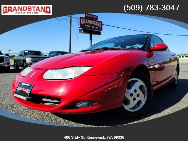 2002 Saturn S-Series 3 Dr SC2 Coupe