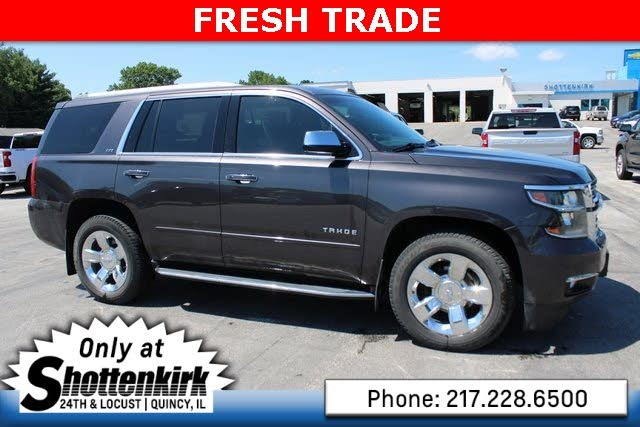 Used Chevrolet Tahoe For Sale In Quincy Il Cargurus